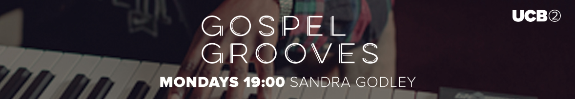 Mondays 19:00 with Sandra Godley